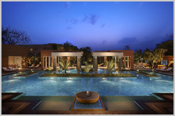 ITC, Agra, Kaya Kalp, Spa, Mughal, Asia, India, Mugal, Moghul, Beauty, Wellness