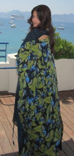 2012, Aishwarya, Aishwarya Rai, Beauty, Bollywood, Cannes, clothes, fashion, India, pregnancy, red carpet, Cosmopolis, wardrobe, weight, elie saab, roberto cavalli, kaftaan, kaftan, makeup