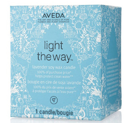 aveda, water, candle, tilwari, rajasthan, light the way, earth month, global greengrants