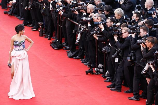 Cannes, 2012, India, Freida Pinto