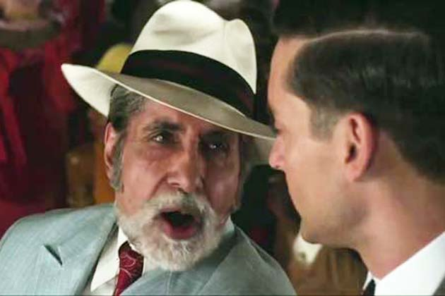 great gatsby, amitabh bachchan, bachchan, hollywood, bollywood, india, luhrmann, movie