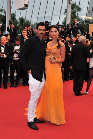 2012, Arjun, Arjun Rampal, Beauty, Bollywood, Cannes, fashion, India, Mehr Jessia